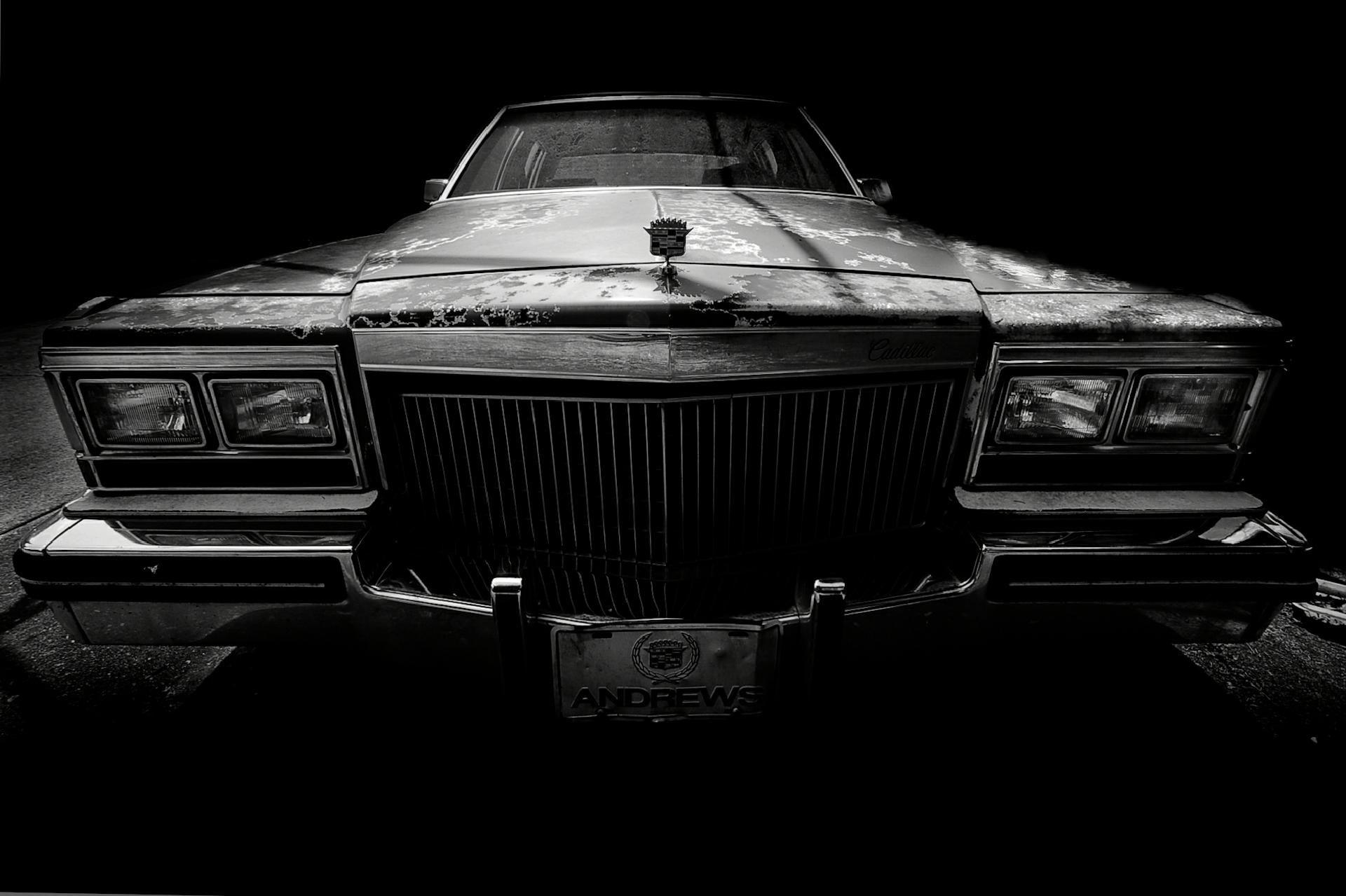 Sherman's Cadillac