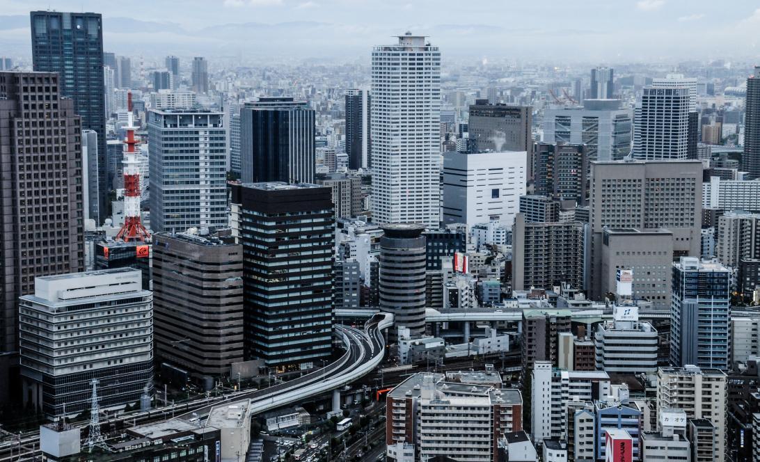 Anja_Giegerich_Osaka - Handelszentrum Japans