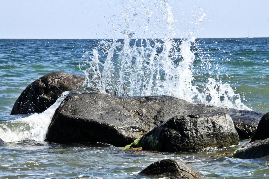 Elke Berberich_Wildes Wasser