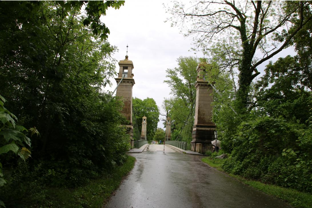 Tschörtner_Dietmar_Brücke über den Fluß Argen