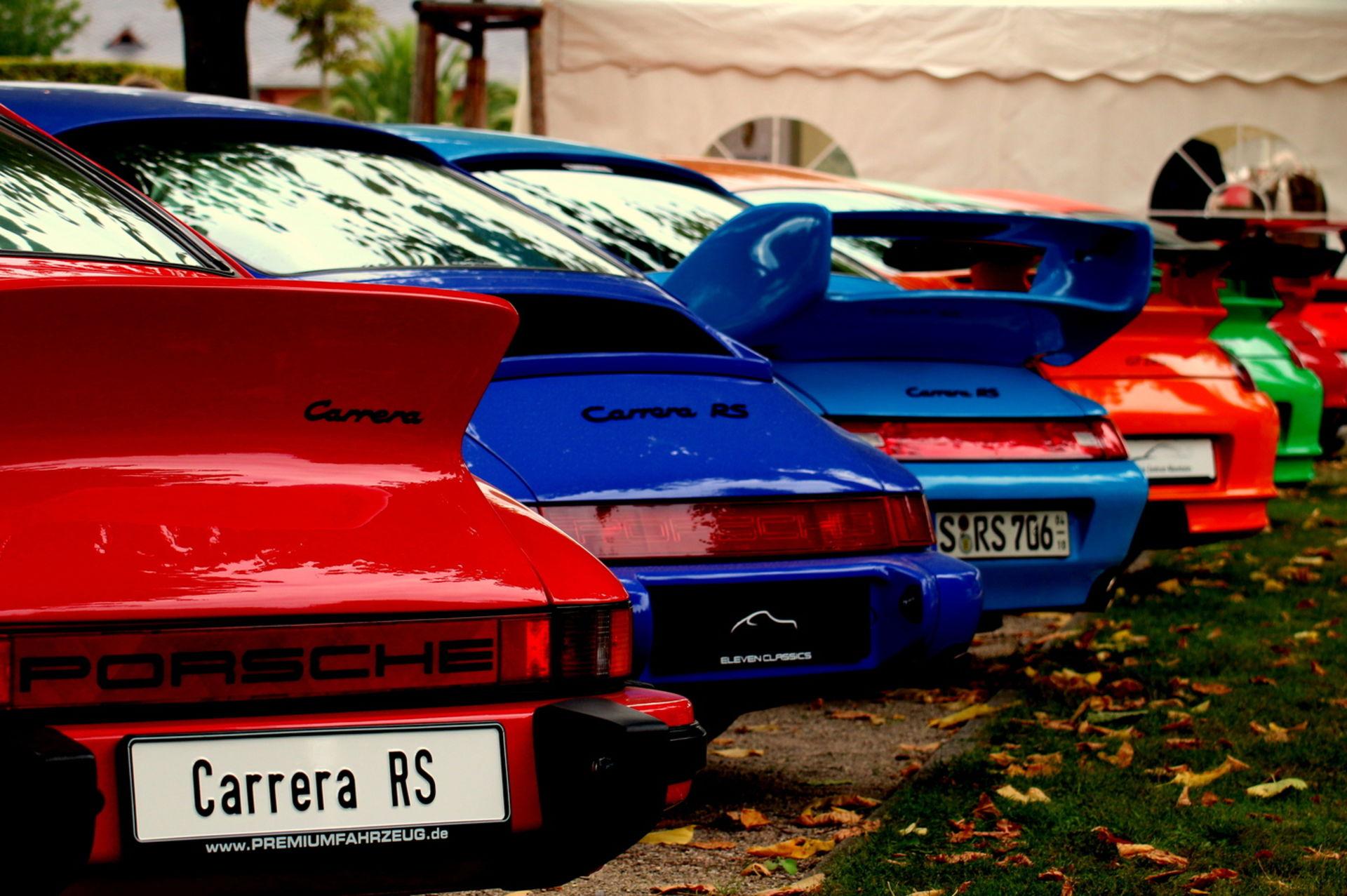 Wolfgang Kuhlen, Porsche_soweit_das_Auge_reicht