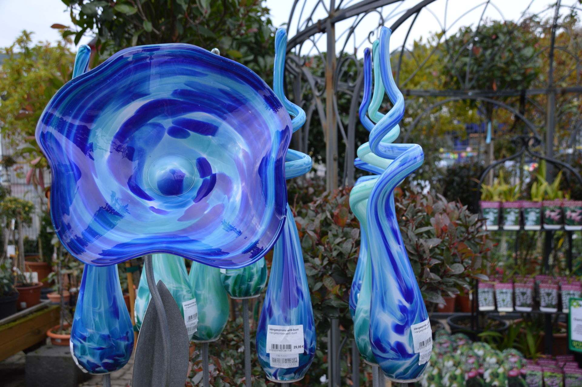 Hermann Leuner, blaues_Glas