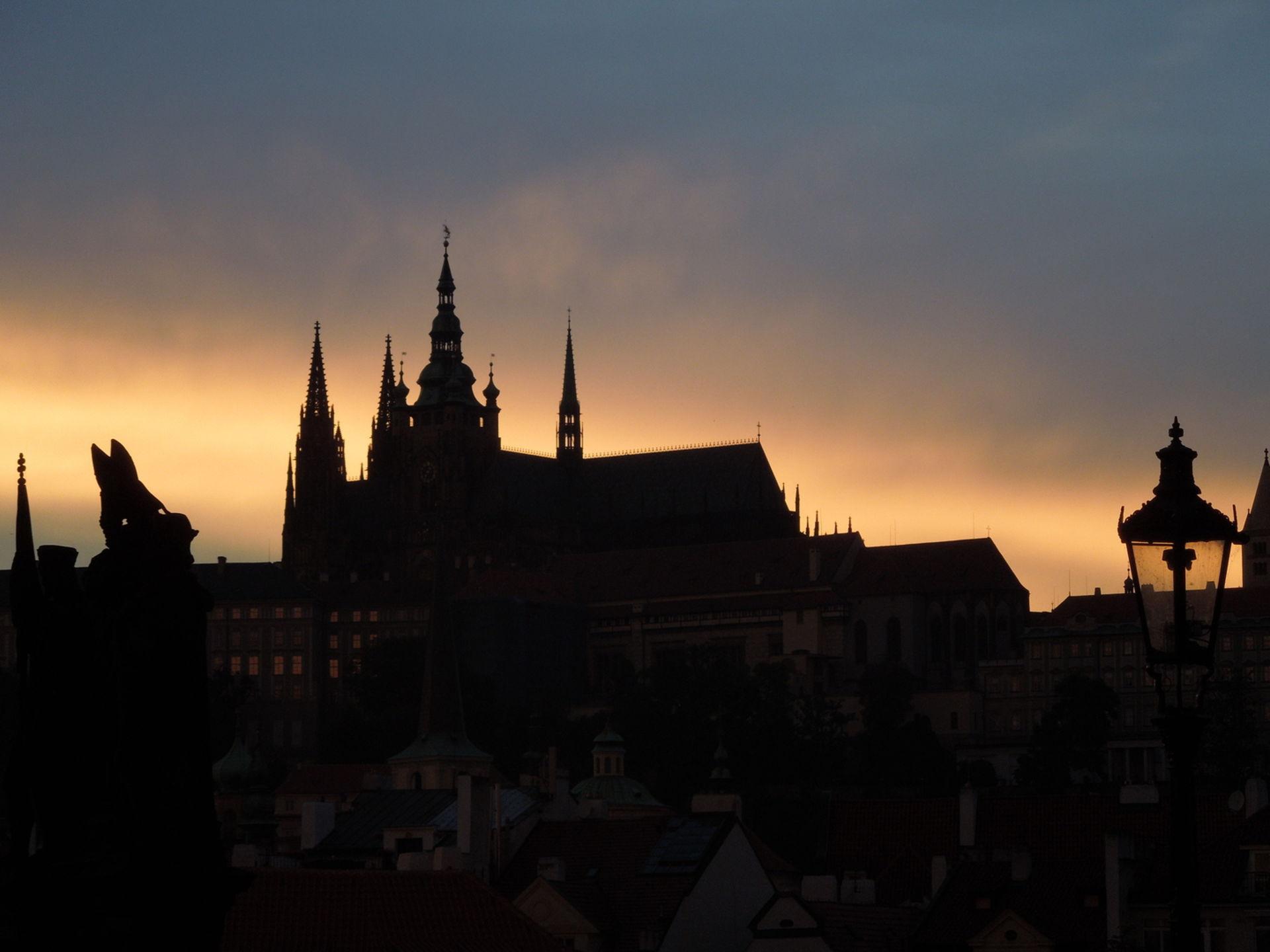 Jürgen Leuner, Prag