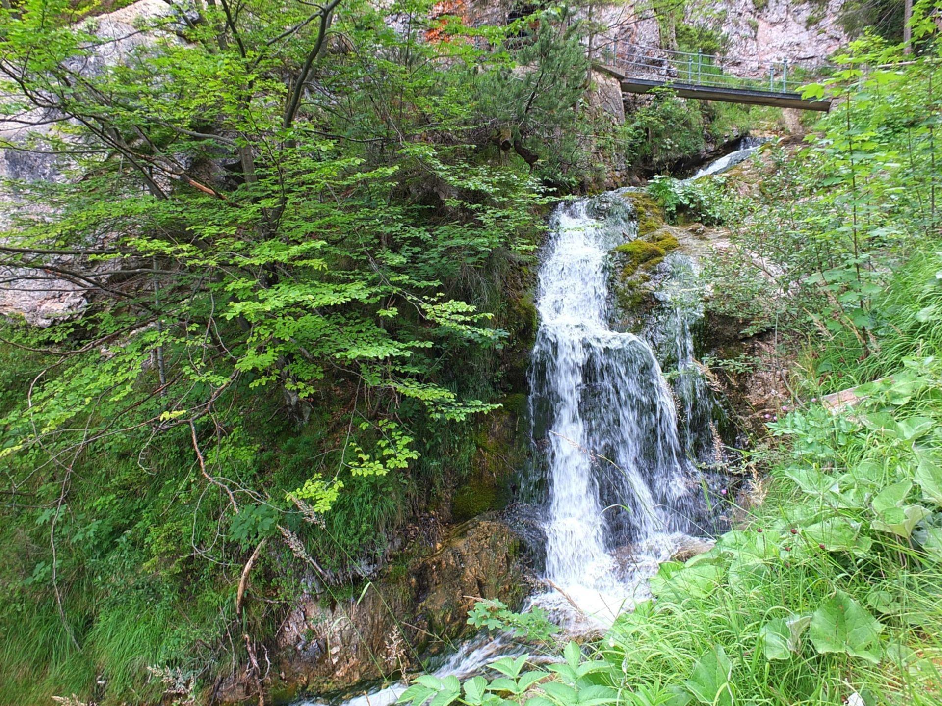 Detlef Paech, Wasserfall
