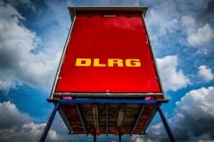 Urkunde Wolfgang Straub, DLRG