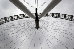 Johannes Wirl, London_Eye_mal_anders