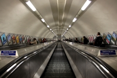 Johannes Wirl, London_Tube