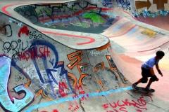 Johannes Wirl, Skater-Park