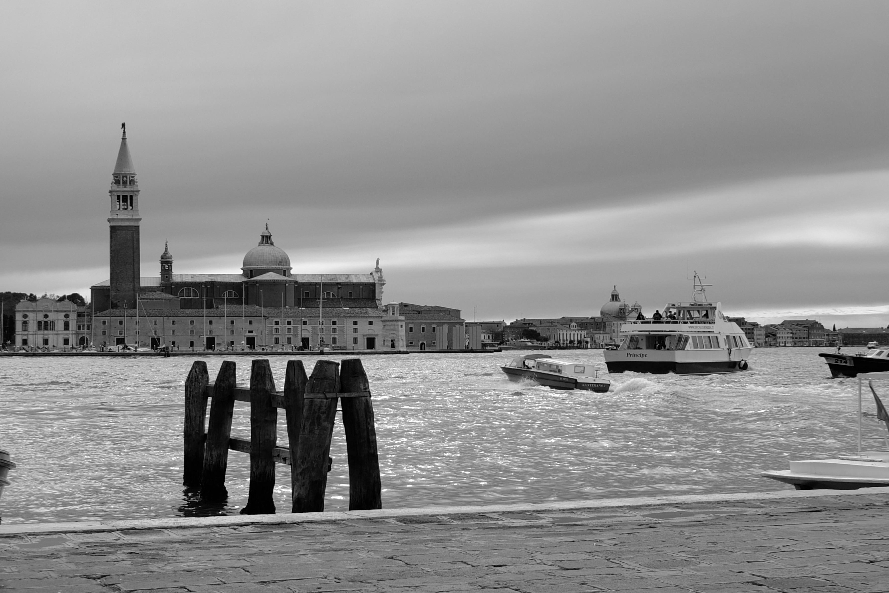 Detlef Paech, Venedig
