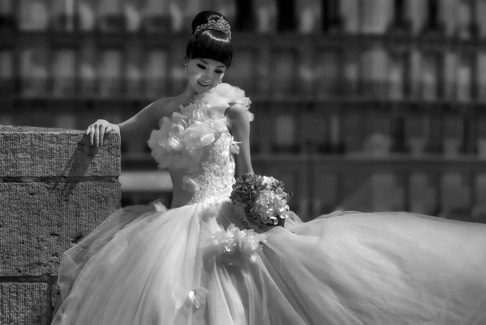 Helmut Plaha, Die Braut