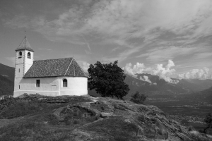 Karl-Heinz Link, Kapelle St. Hypolythe bei Meran