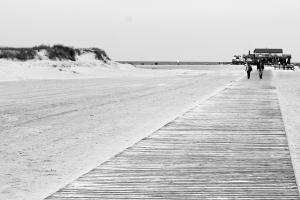 Marclel Rudolph,Strandsteg