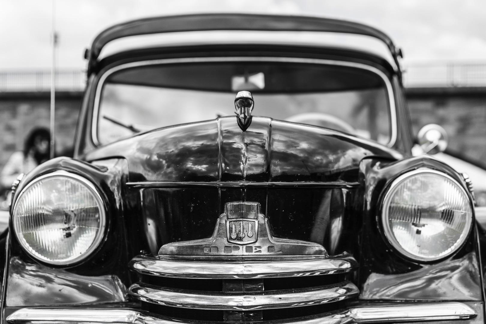 Karl-Heinz Link, Opel Olympia