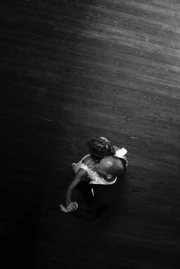 Frank Ulsamer, Tanzpaar im Glück