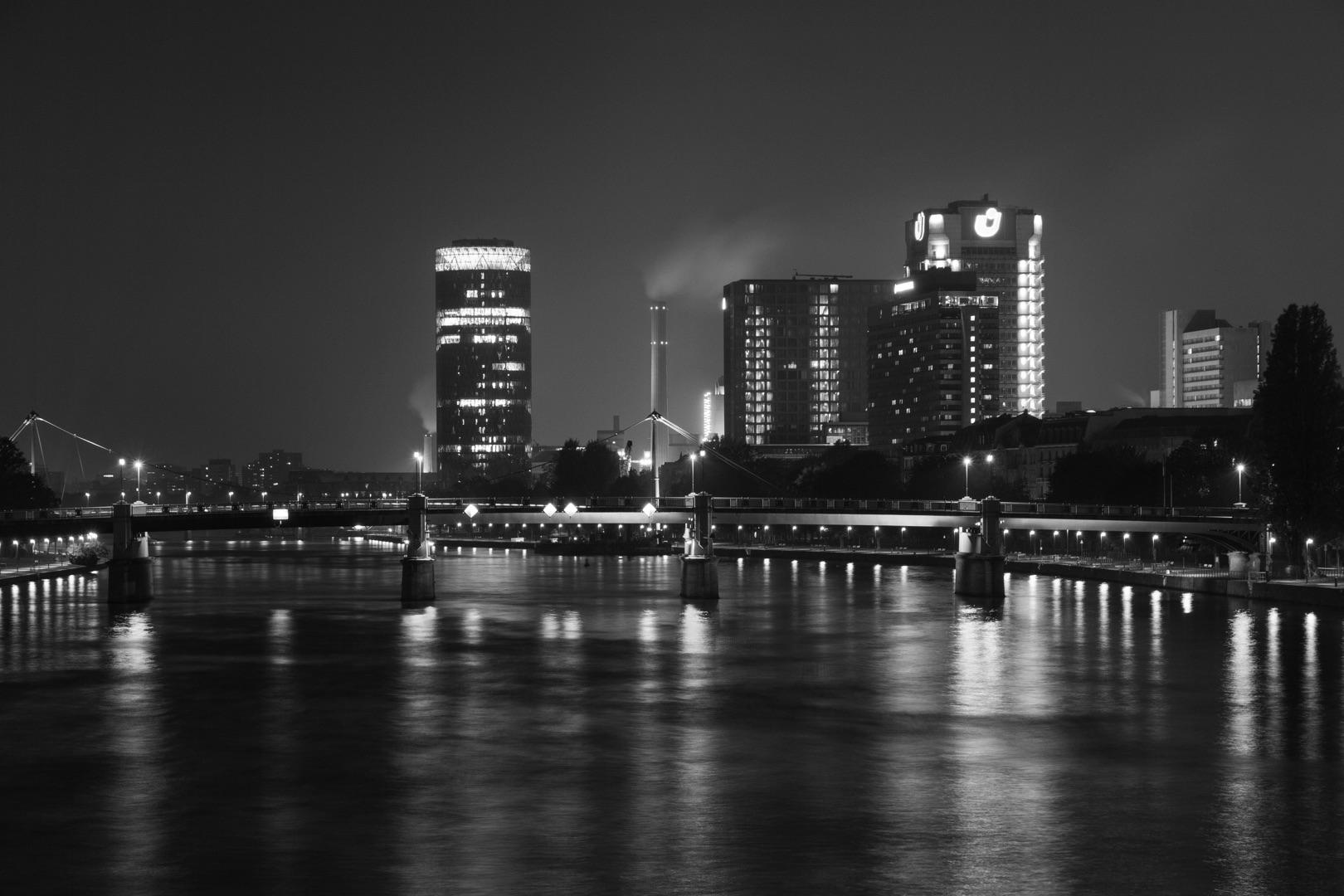 Yvonne Spörl, Frankfurt by Night