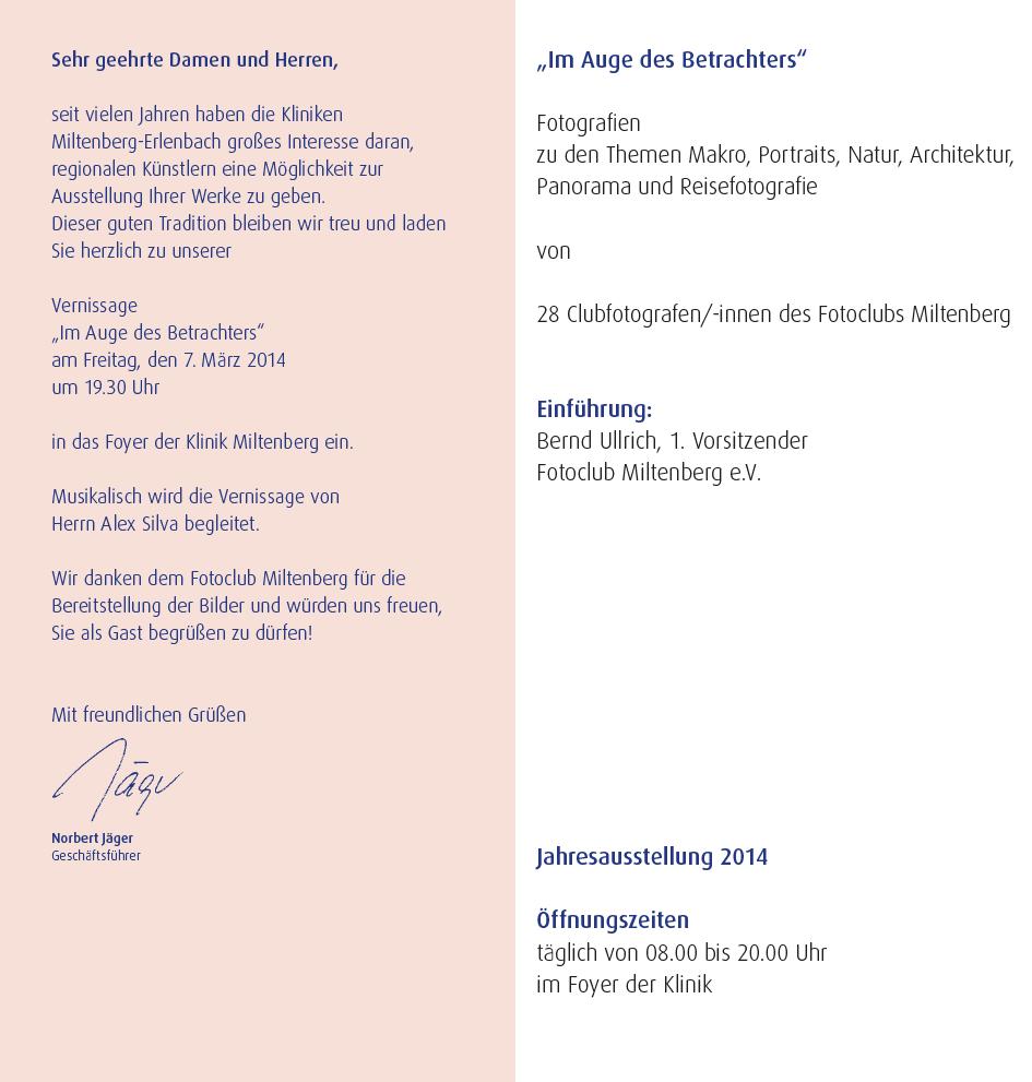 Flyer IM AUGE DES BETRACHTERS-2