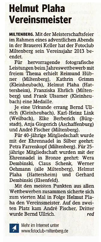 Vereinsmeister_2013_HelmutPlaha